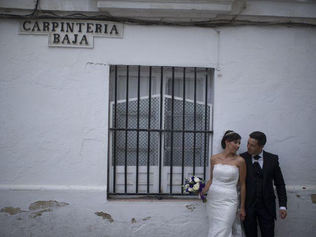La boda de Paco y Herminia  en Jerez De La Frontera, Cádiz 7
