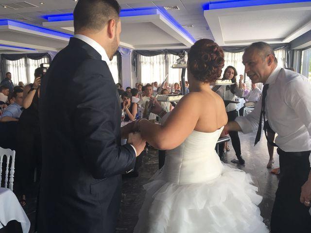 La boda de Adrián   y Giovanna   en Sax, Alicante 7