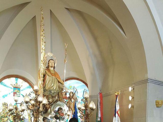 La boda de Adrián   y Giovanna   en Sax, Alicante 10