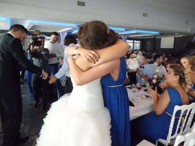 La boda de Adrián   y Giovanna   en Sax, Alicante 6