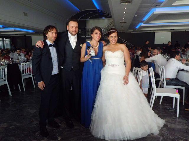 La boda de Adrián   y Giovanna   en Sax, Alicante 8