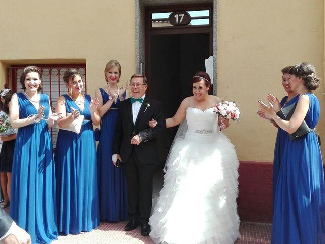 La boda de Adrián   y Giovanna   en Sax, Alicante 1
