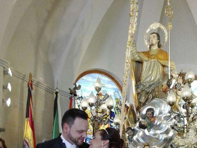 La boda de Adrián   y Giovanna   en Sax, Alicante 12