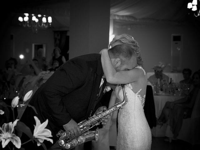 La boda de David y Melody en Valdastillas, Cáceres 3