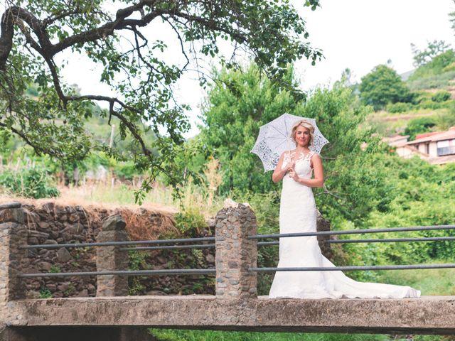 La boda de David y Melody en Valdastillas, Cáceres 7