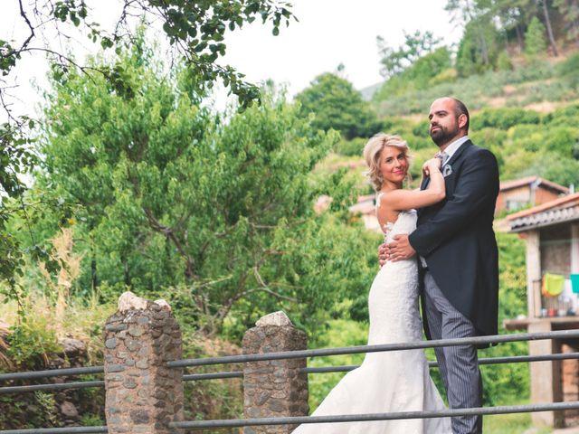La boda de David y Melody en Valdastillas, Cáceres 1