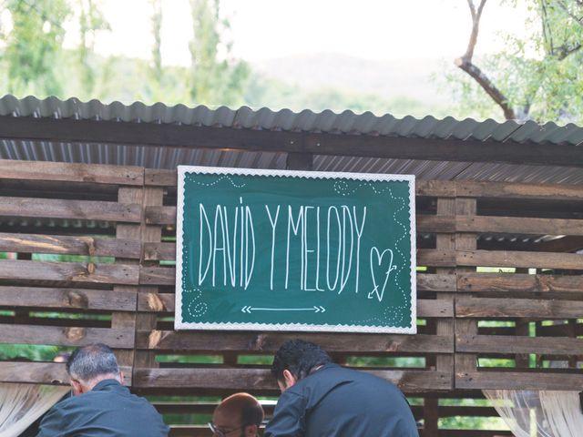 La boda de David y Melody en Valdastillas, Cáceres 16