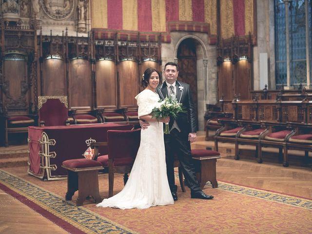 La boda de Amalia y Quim