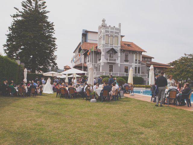 La boda de Cristian y Lucía en Ribadesella, Asturias 31