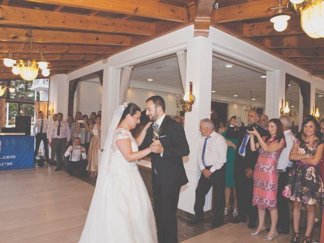 La boda de Cristian y Lucía en Ribadesella, Asturias 45