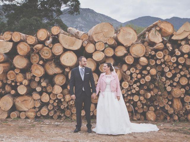 La boda de Cristian y Lucía en Ribadesella, Asturias 54