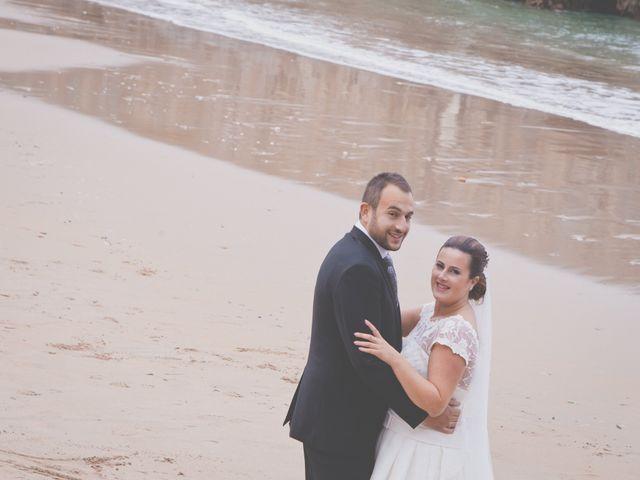 La boda de Cristian y Lucía en Ribadesella, Asturias 57
