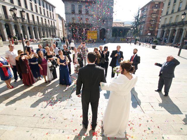 La boda de Raul y Rocio en Llodio, Álava 3