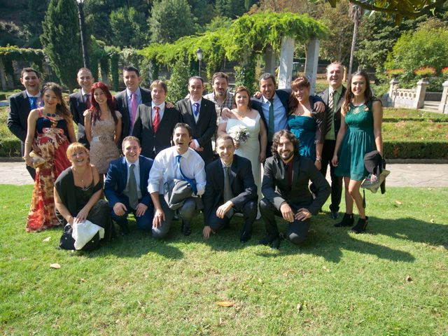 La boda de Raul y Rocio en Llodio, Álava 5