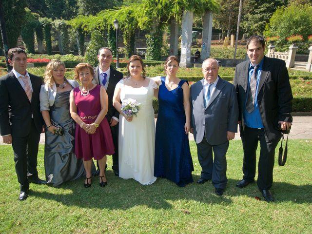 La boda de Raul y Rocio en Llodio, Álava 6