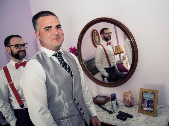 La boda de Carlos y Leticia en Cretas, Teruel 6
