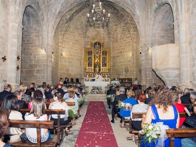 La boda de Carlos y Leticia en Cretas, Teruel 16