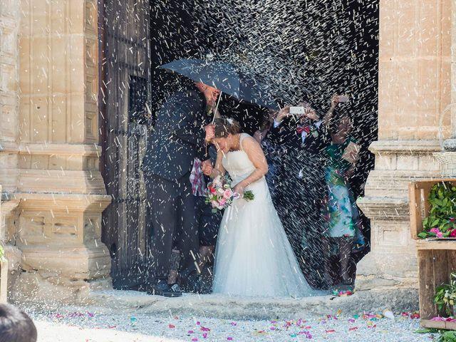 La boda de Carlos y Leticia en Cretas, Teruel 18