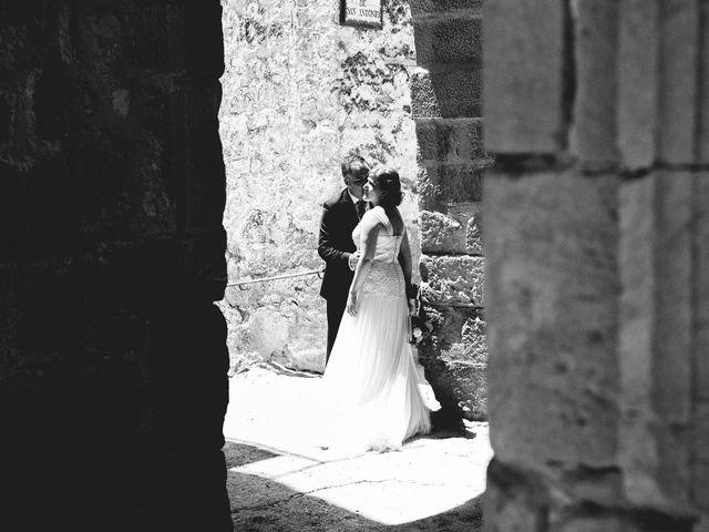 La boda de Carlos y Leticia en Cretas, Teruel 23