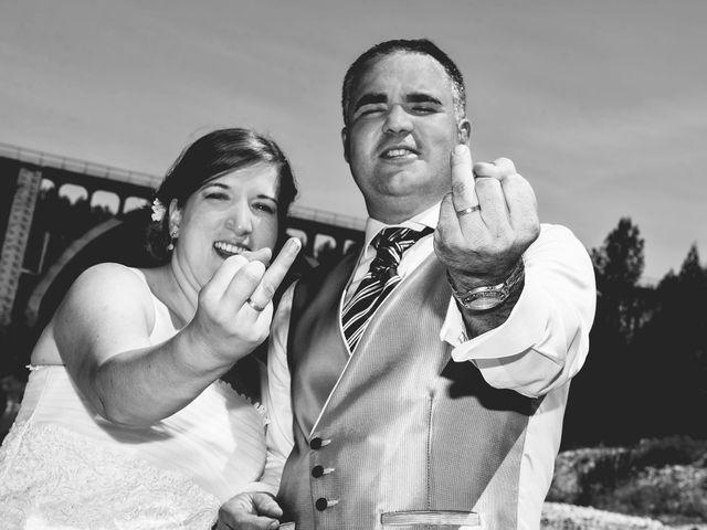 La boda de Carlos y Leticia en Cretas, Teruel 25