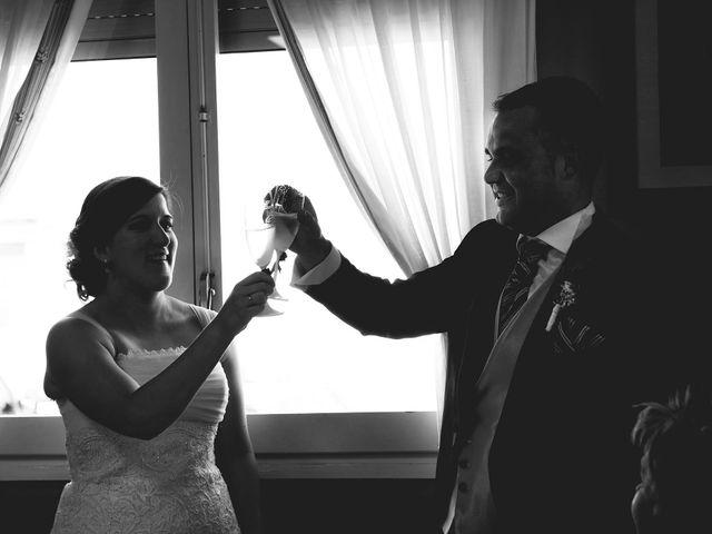 La boda de Carlos y Leticia en Cretas, Teruel 27