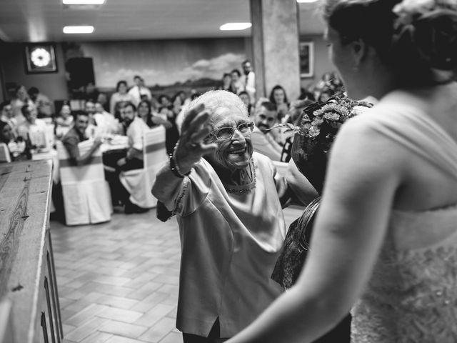 La boda de Carlos y Leticia en Cretas, Teruel 28