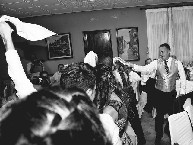La boda de Carlos y Leticia en Cretas, Teruel 31