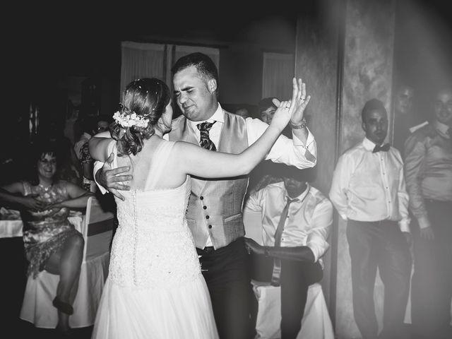 La boda de Carlos y Leticia en Cretas, Teruel 34