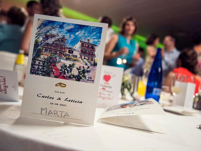 La boda de Carlos y Leticia en Cretas, Teruel 37