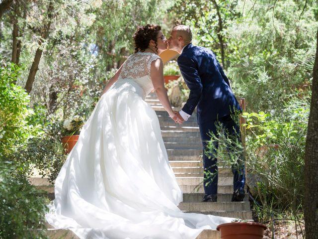 La boda de Mª  José y Huberto