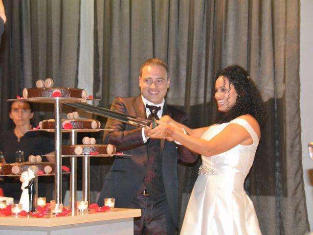 La boda de Francisco y Hajar