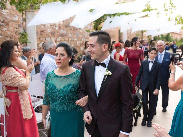 La boda de Andres y Nuria en Ciudad Real, Ciudad Real 33