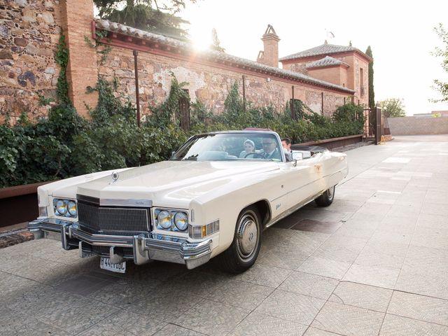 La boda de Andres y Nuria en Ciudad Real, Ciudad Real 35
