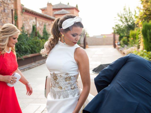 La boda de Andres y Nuria en Ciudad Real, Ciudad Real 38