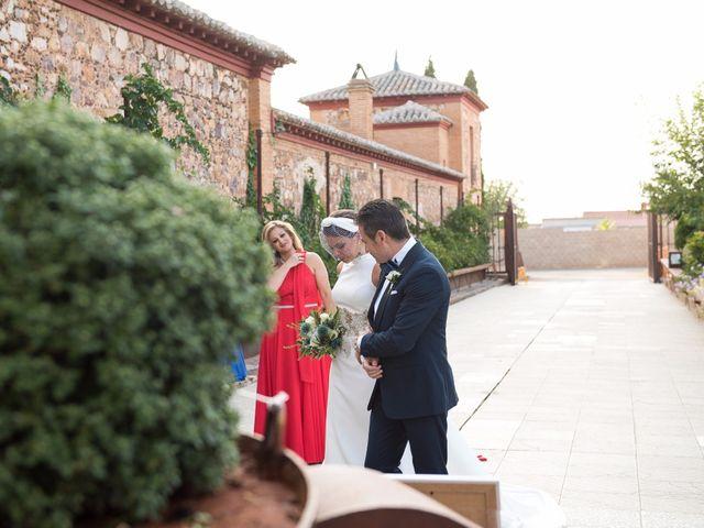 La boda de Andres y Nuria en Ciudad Real, Ciudad Real 39