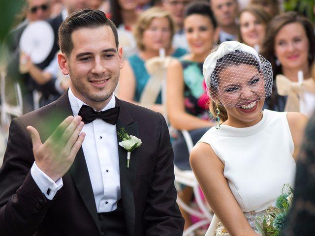 La boda de Andres y Nuria en Ciudad Real, Ciudad Real 45