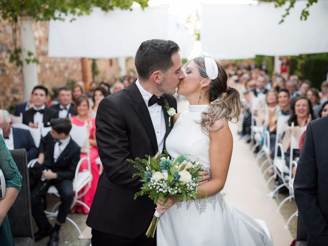 La boda de Andres y Nuria en Ciudad Real, Ciudad Real 57