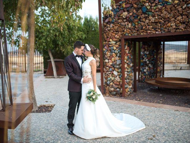 La boda de Andres y Nuria en Ciudad Real, Ciudad Real 76