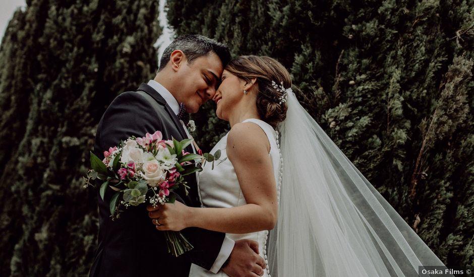 La boda de Jorge y Mireymar en Madrid, Madrid