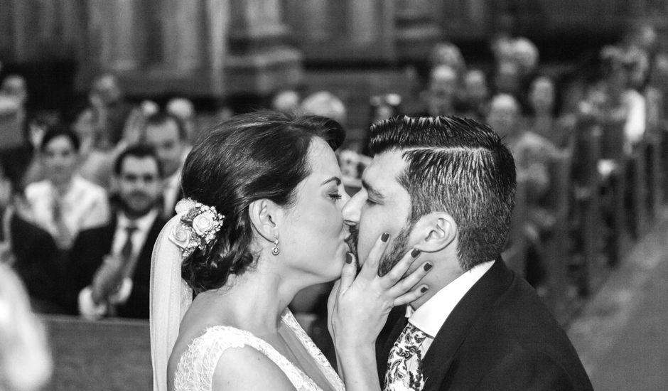 La boda de Fran  y Nuria en Murcia, Murcia