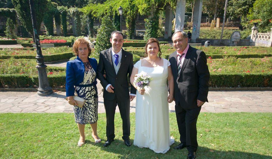La boda de Raul y Rocio en Llodio, Álava