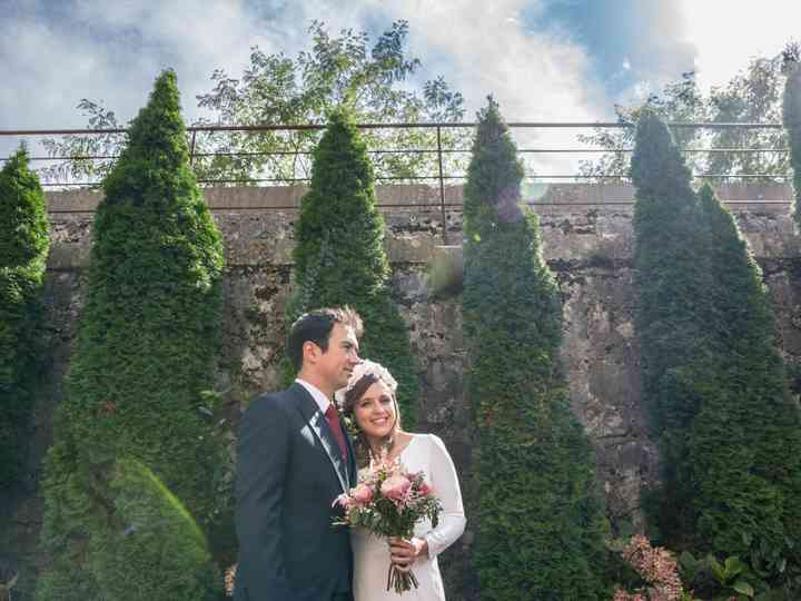 La boda de Marta y Jon