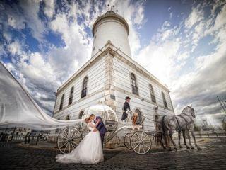 La boda de Miriam y Franci