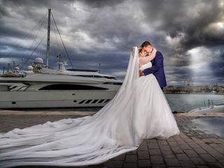 La boda de Miriam y Franci 3