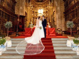 La boda de Fany y Rubén