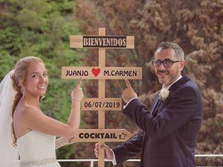 La boda de Mari Carmen y Juanjo 1
