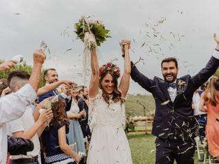 La boda de Silvia y Jose David