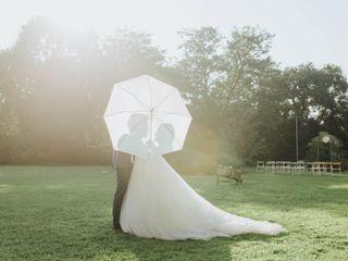 La boda de Laura vives  y Alessandro Alvarado