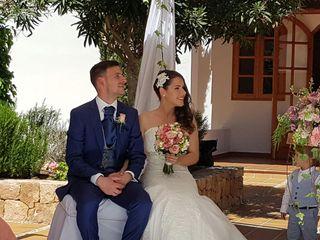 La boda de M.Carmen  y Javier