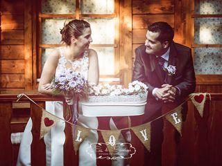 La boda de Anna y Josep 1